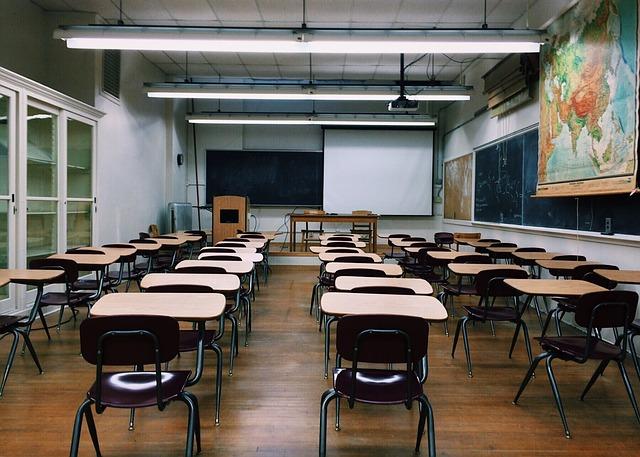 訓練校の教室